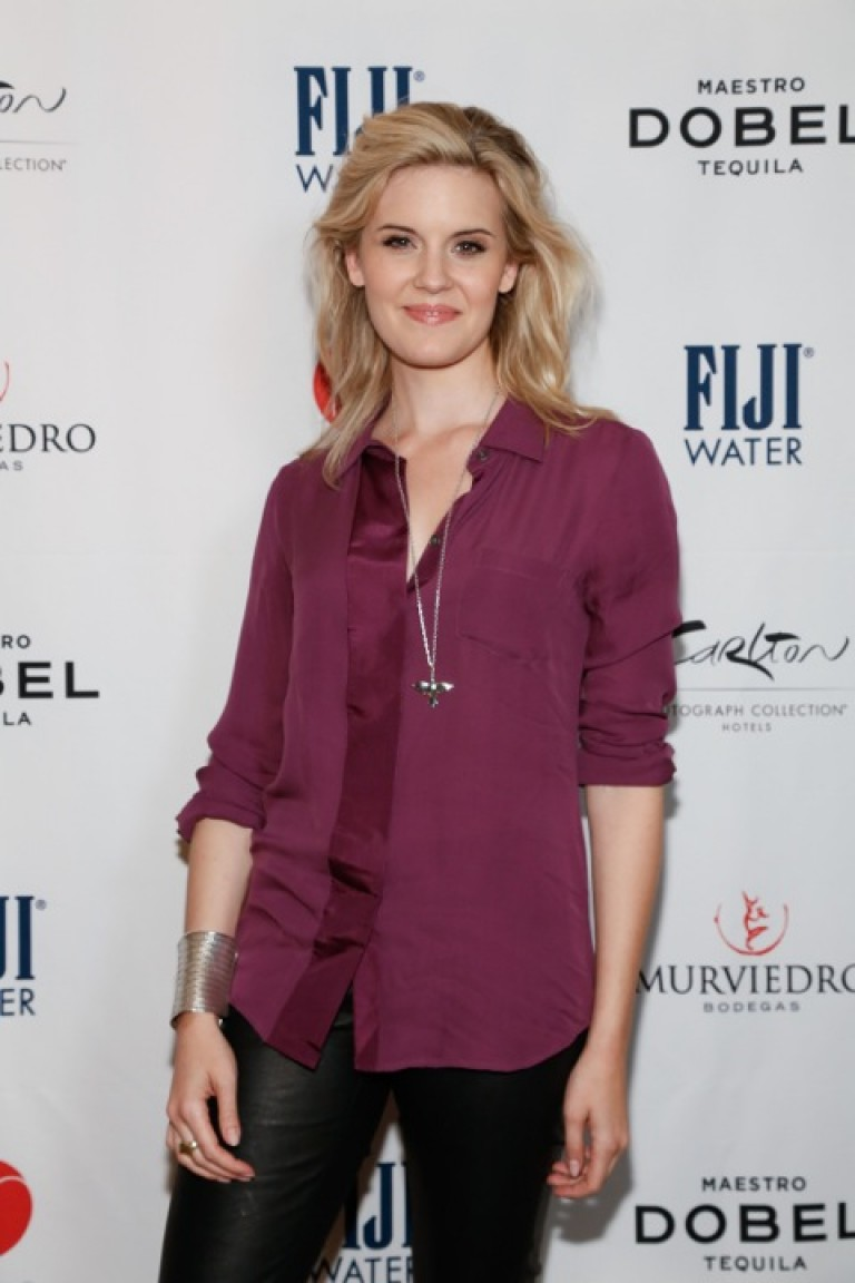Maggie Grace of ABOUT ALEX