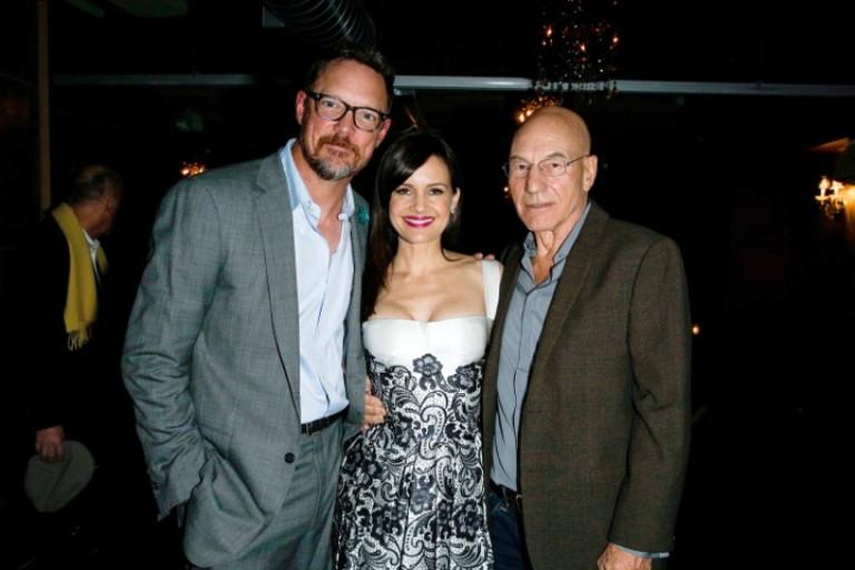 TFF 14 – Matthew Lillard ,Carla Gugino, Patrick Stewart of MATCH