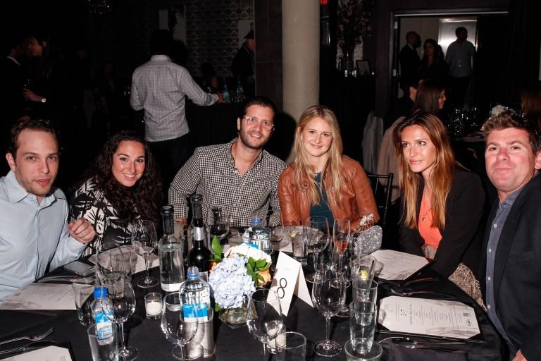 Tribeca 14 –  5 to 7 Cast  Dinner