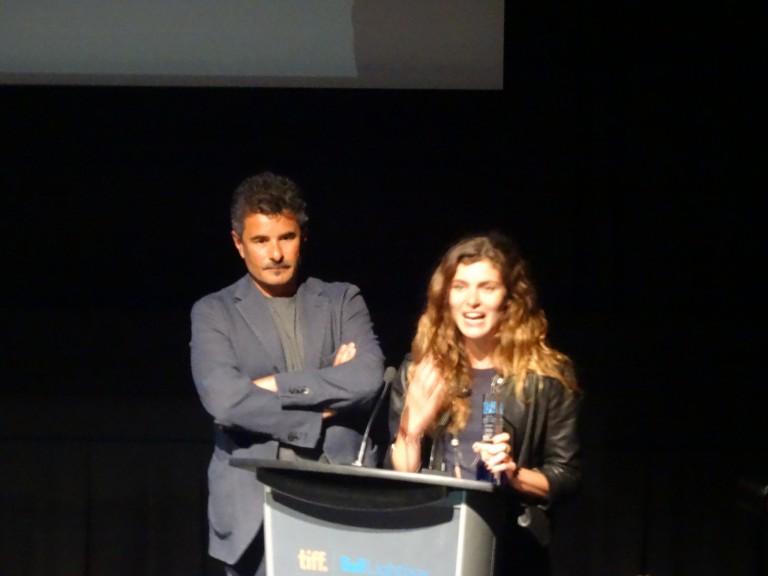 Paul Genovese & Vittoria Puccini