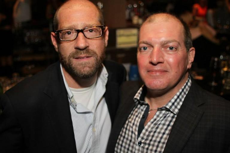 Lowell Schrieder and Joe Boccia