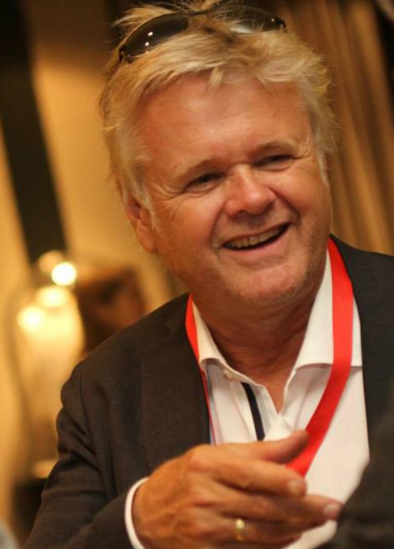 Director Sturla Gunnarsson