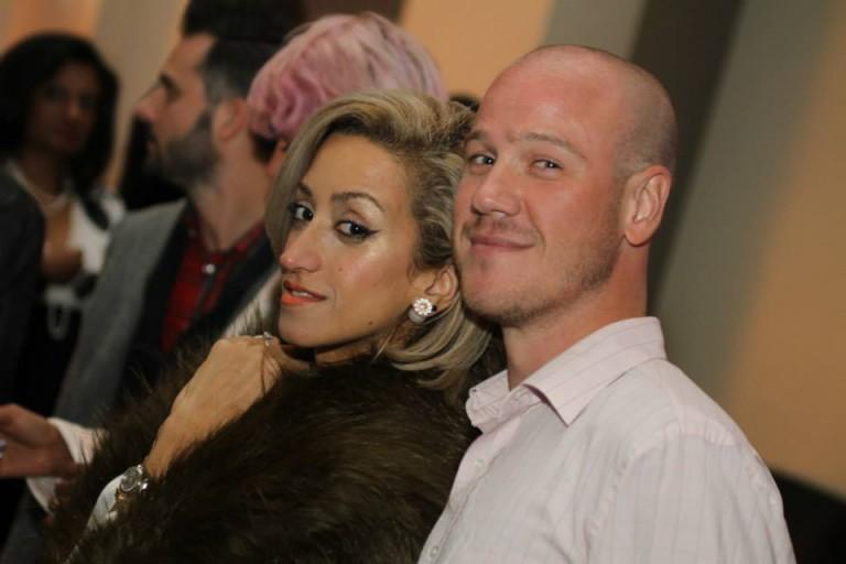 Producer Damir Geljo & Friend