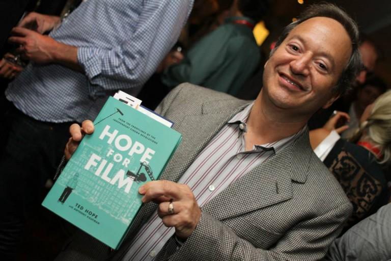 Telefilm Film Executive Dan Lyon