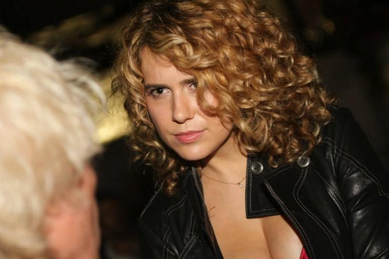 Emma Fleury @ TIFF 2014 Party