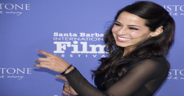 2015 SBIFF – Actress Paola Baldion of THE NAKED SCREEN