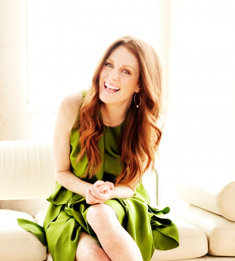 Julianne Moore of Maps To The Stars, Still Alice & The Big Lebowski
