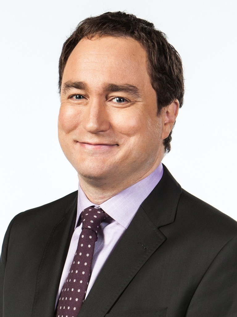 Mark Critch of 22 Minutes