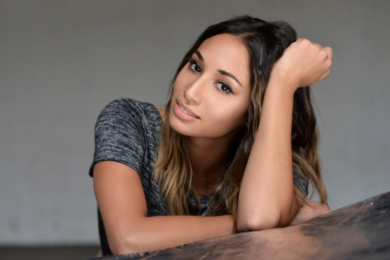 Meaghan Rath of Being Human