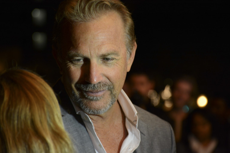 2015 SBIFF – Kevin Costner Star of Closing Night Film McFARLAND