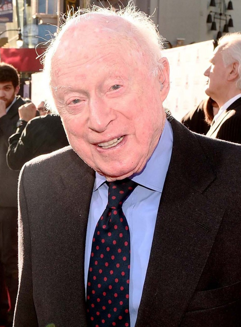 TCMFF 15 – Norman Lloyd on Opening Night