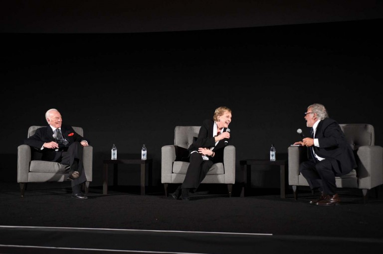 TCMFF 15 – On Stage w/ Christopher Plummer, Julie Andrews & Sid Ganis