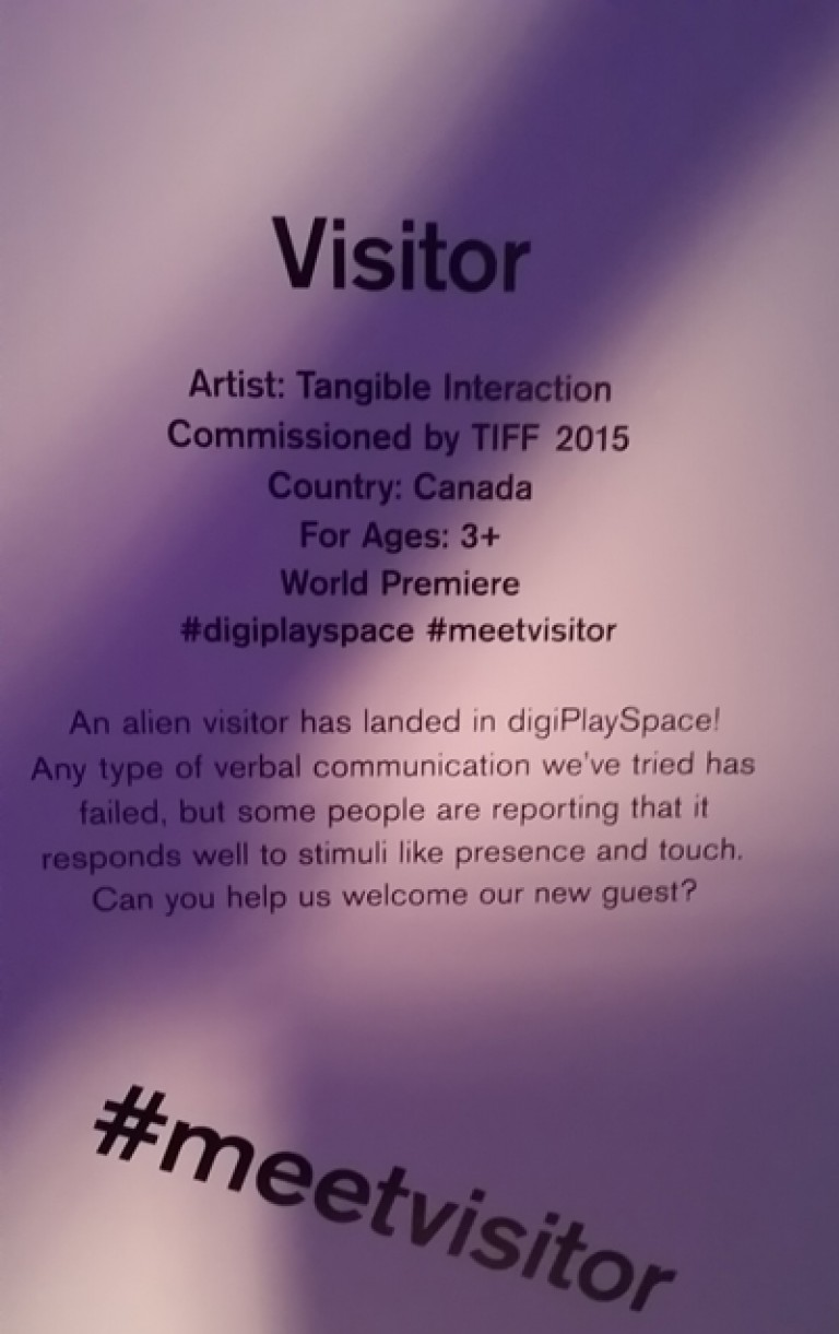 #meetvisitor at #digiPlayPlace