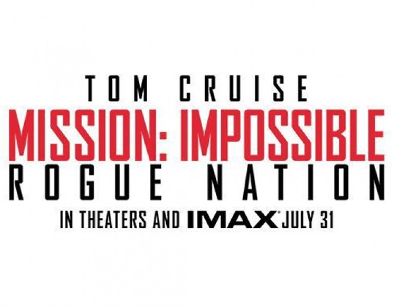 MISSION IMPOSSIBLE – ROGUE NATION Trailer