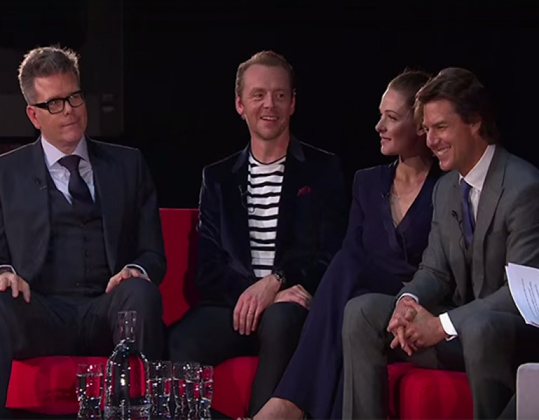 MISSION IMPOSSIBLE – ROGUE NATION Cast Q&A in London