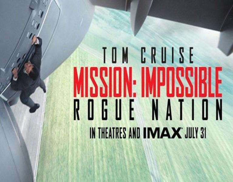 MISSION IMPOSSIBLE – ROGUE NATION Stunt Featurette