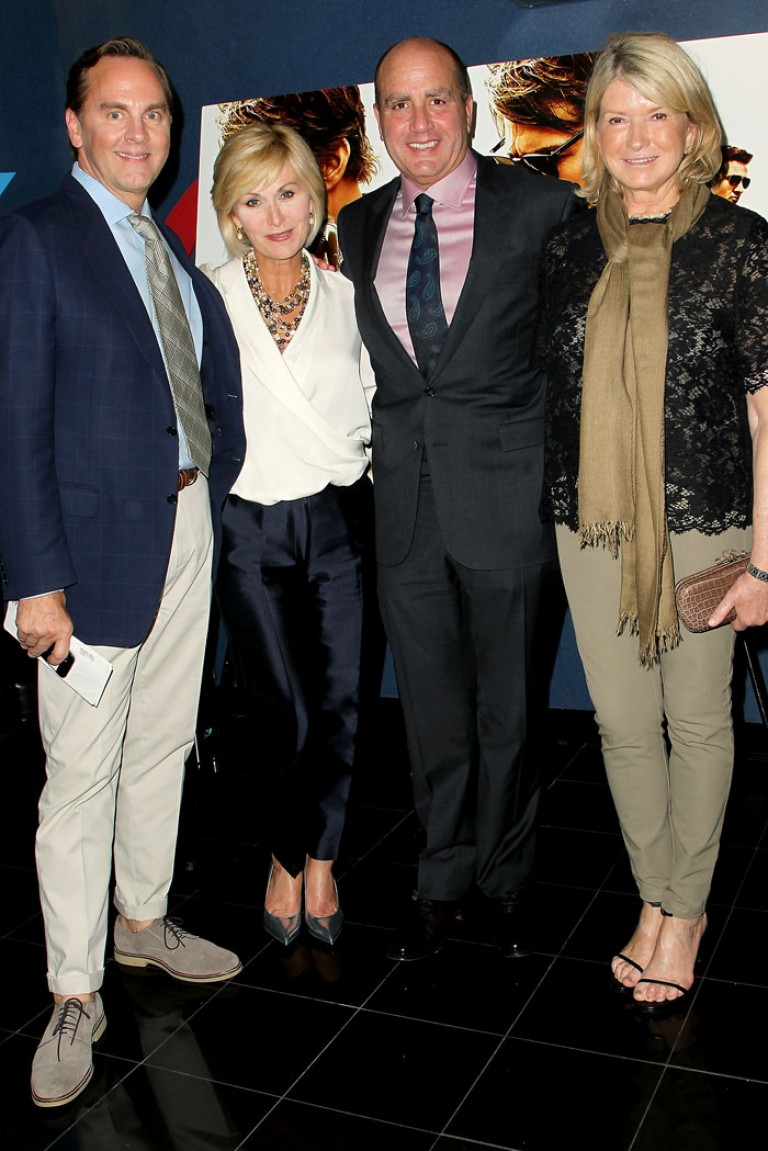 Martha Stewart & Guests @ NY Premiere MISSION IMPOSSIBLE – ROGUE NATION
