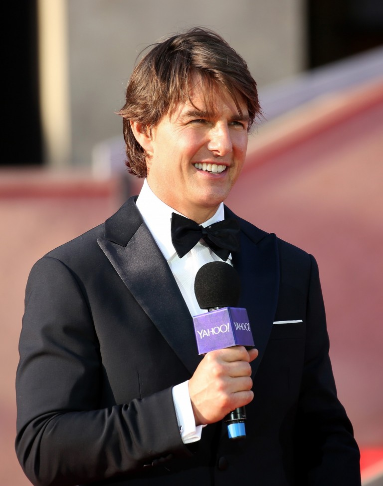 Tom Cruise @ Vienna World Premiere MISSION IMPOSSIBLE – ROGUE NATION