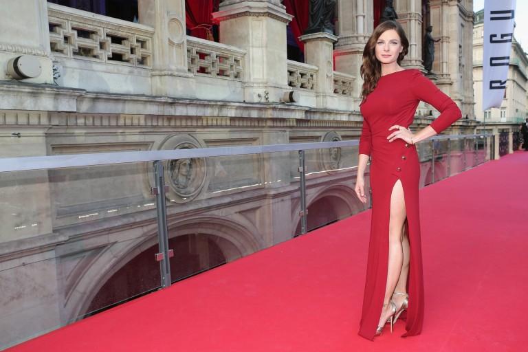Rebecca Ferguson @ Vienna World Premiere MISSION IMPOSSIBLE – ROGUE NATION