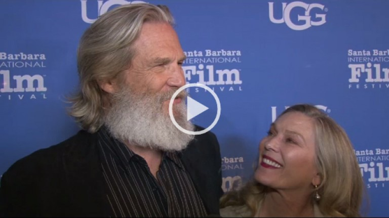 Jeff Bridges Talks About His Favourite Roles at 2016 SBIFF Opening Night