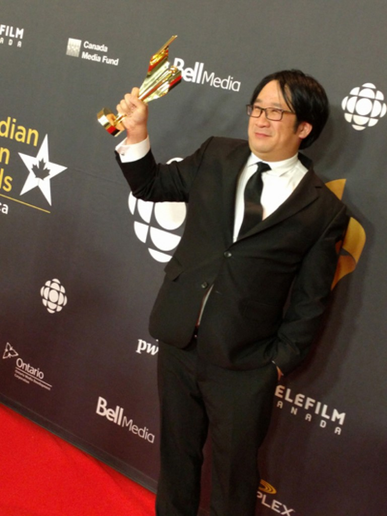 CSA Award Winner Darryl Fung