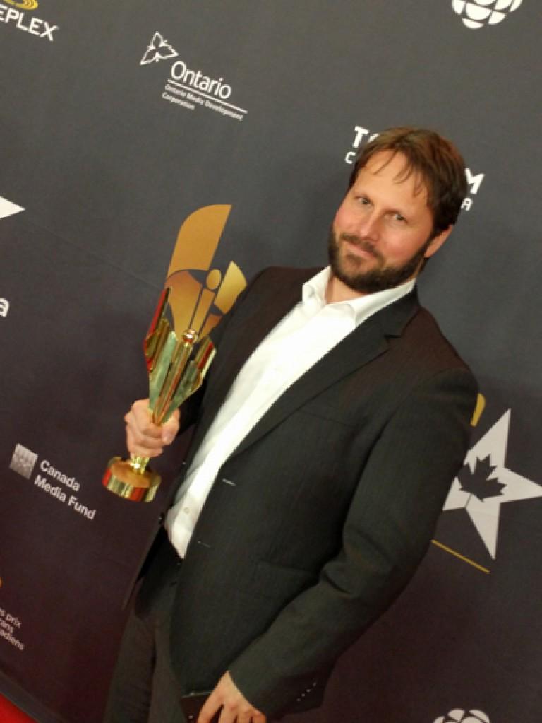 CSA Award Winner Jordan Paterson