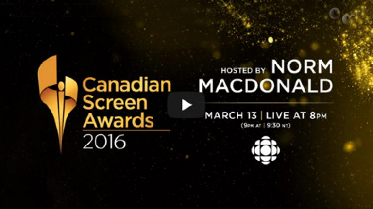#CdnScreenWeek16 & Awards Trailer