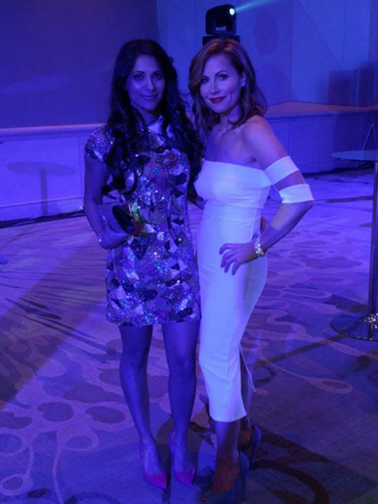 Stylish Canada Screen Award Gala Attendees