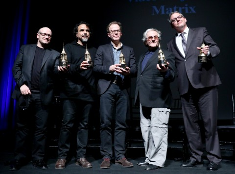 Director Lenny Abrahamson, Director Alejandro G. Inarritu, Director Tom McCarthy, Director George Miller, and Director Adam McKay receive the Outstanding Directors Awards at the Arlington Theater during the 31st Santa Barbara International Film Festival on February 11, 2016 in Santa Barbara, California. (Photo by Mark Davis/Getty Images for Santa Barbara […]