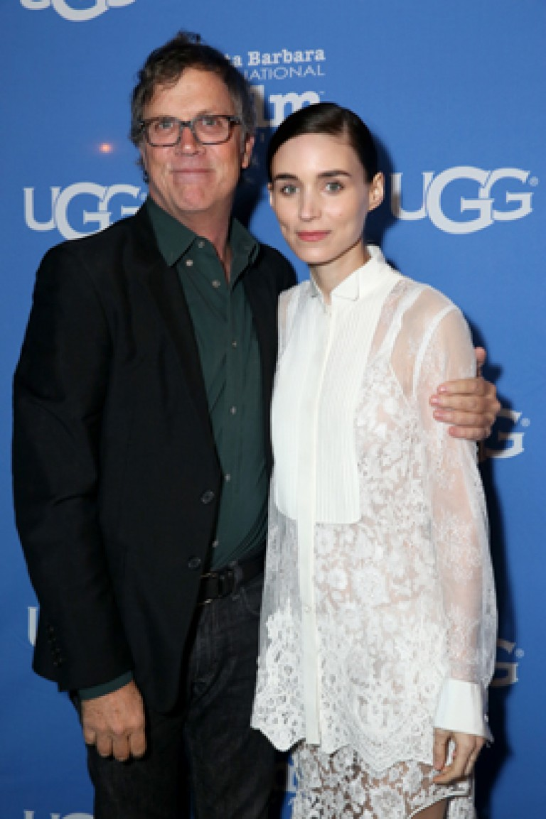Cinema Vanguard Award Winner Rooney Mara & Director Todd Haynes