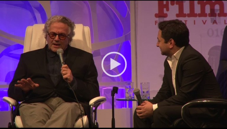 George Miller Talks About How he Makes His Film Choices