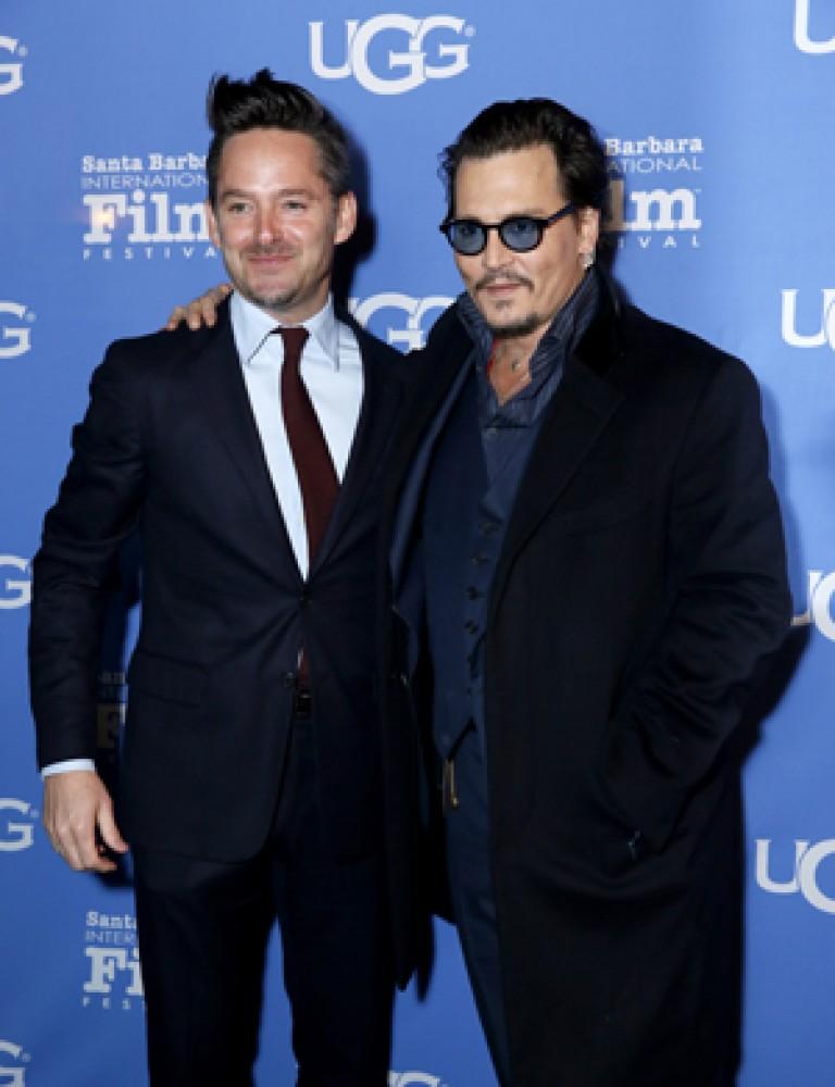 Scott Cooper & Maltin Modern Master: Johnny Depp