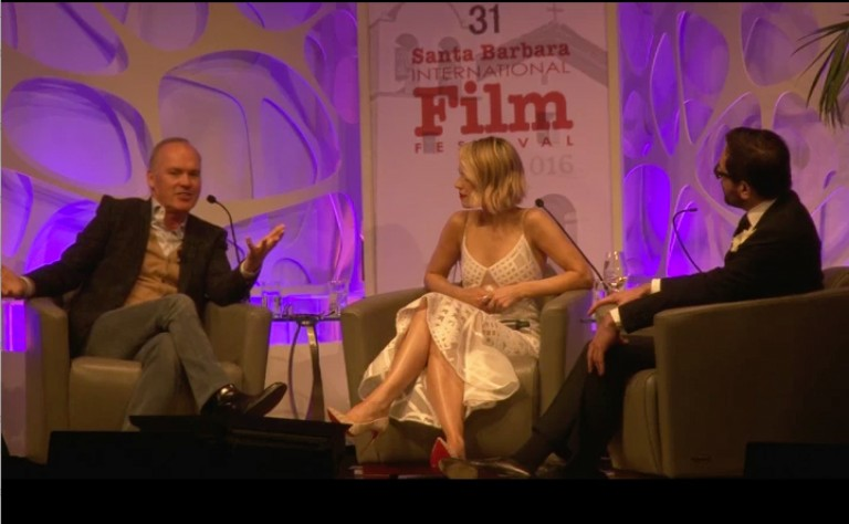 Michael Keaton On MEAN GIRLS with Roger Durling & Rachel McAdams