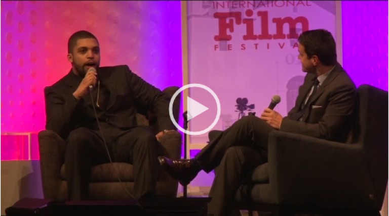 O'Shea Jackson Jr. Talks About the Film STRAIGHT OUTTA COMPTON