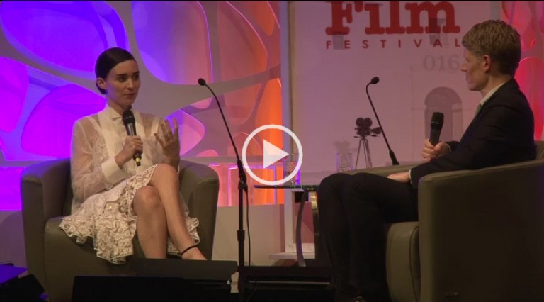 Cinema Vanguard Award Winner Rooney Mara Talks Working on CAROL
