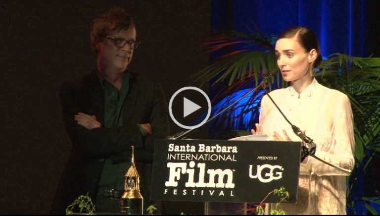 Rooney Mara's Cinema Vanguard Acceptance Speech