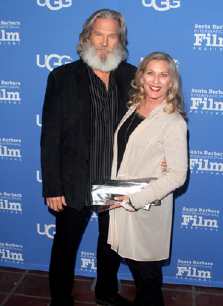 2016 SBIFF Opening Night w/ Jeff Bridges & Susan Geston
