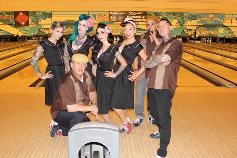 Fun Bowling @ Viva