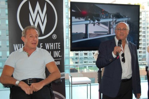 Introduction of Paul Bronfman at the White's TIFF Party