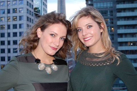 Trish Rainone & Katie Uhlmann