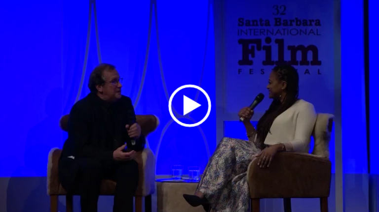 Pete Hammond Speaks with Ava DuVernay About Praise from Steven Spielberg & Taking on '13th'