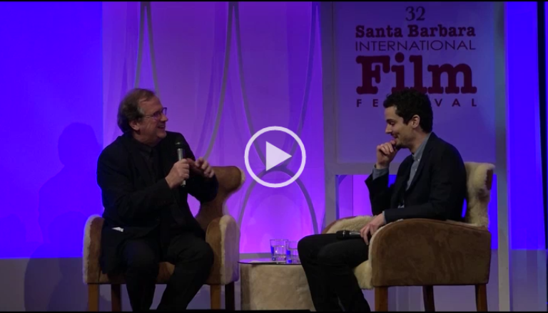 Pete Hammond Speaks with Damien Chazelle About Planning 'LA LA LAND' & Making 'WHIPLASH'