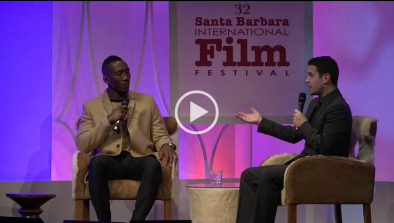 Mahershala Ali Virtuosos Award Winner Speaks Speaks w/ Dave Karger About 'MOONLIGHT' & Swimming Scene