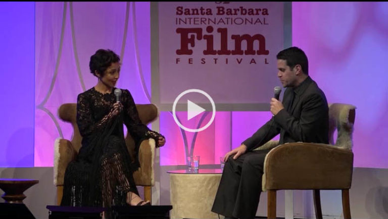 Ruth Negga Speaks w/ Dave Karger About 'LOVING' & Nichols Edgerton