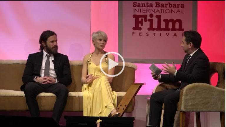 Casey Affleck with Michelle Williams Speaks About 'OUT OF THE FURNACE' & Christian Bale