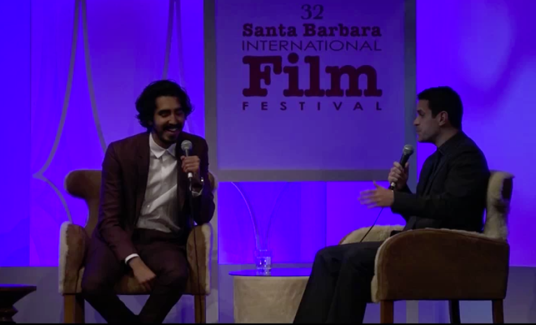 Dev Patel Virtuosos Award Winner Speaks About Playing Saroo Lion