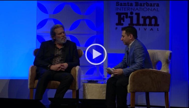Jeff Bridges American Riviera Award Winner Speaks About Making Music & 'HELL OR HIGH WATER'