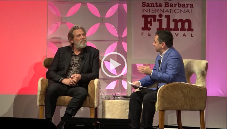 Jeff Bridges American Riviera Award Winner Speaks About 'THE BIG LEBOWSKI'