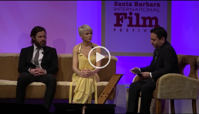 Michelle Williams with Casey Affleck Speak About 'MY WEEK WITH MARILYN' & 'JANIS JOPLIN'