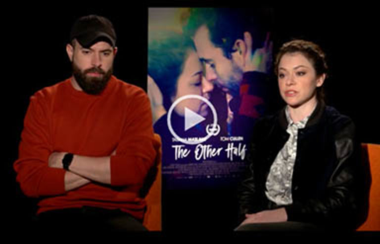 Tom Cullen & Tatiana Maslany On How They Got The Part In THE OTHER HALF